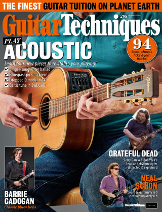 Guitar Techniques Issue 299