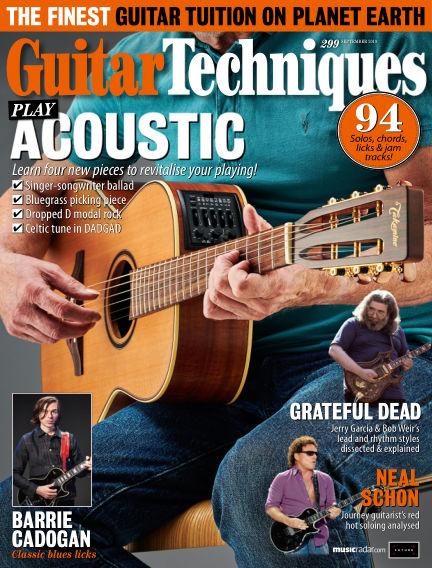 Guitar Techniques July 31, 2019 00:00