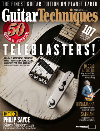 Guitar Techniques Issue 308