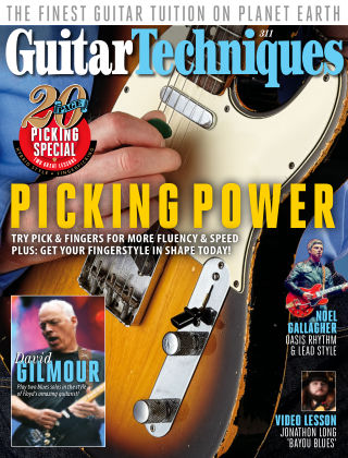 Guitar Techniques Issue 311
