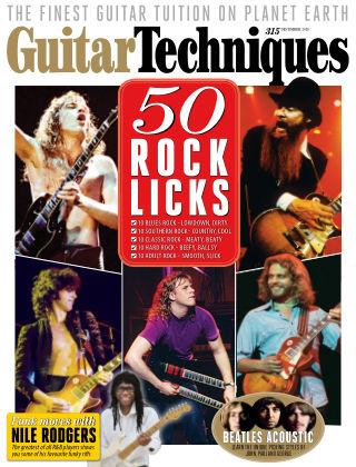 Guitar Techniques December 2020