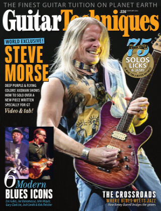 Guitar Techniques Issue 316