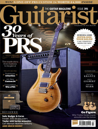 Guitarist March 2015