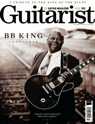 Guitarist July 2015