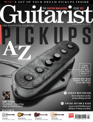 Guitarist May 2015