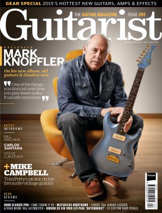 Guitarist April 2015