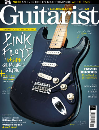 Guitarist February 2015