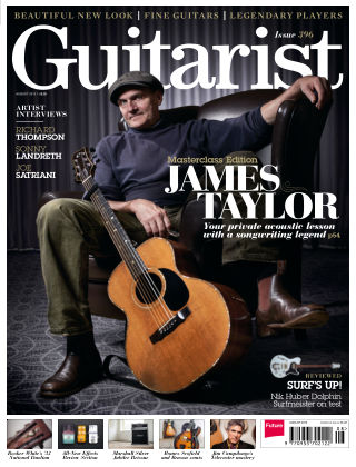 Guitarist August 2015