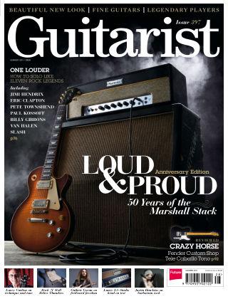 Guitarist Summer 2015