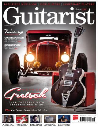 Guitarist September 2015