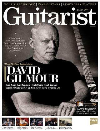 Guitarist October 2015