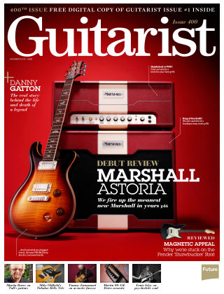 Guitarist November 2015