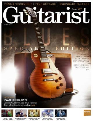 Guitarist December 2015