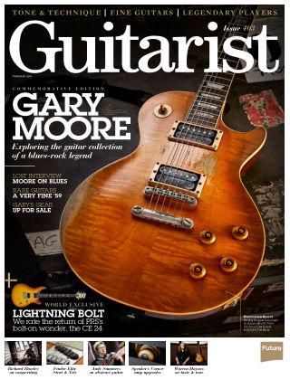 Guitarist February 2016