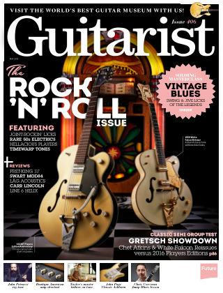 Guitarist May 2016