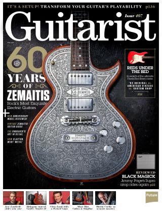 Guitarist June 2016