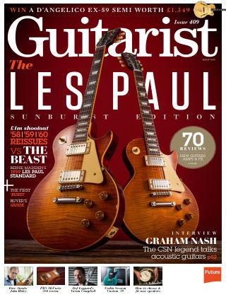 Guitarist August 2016