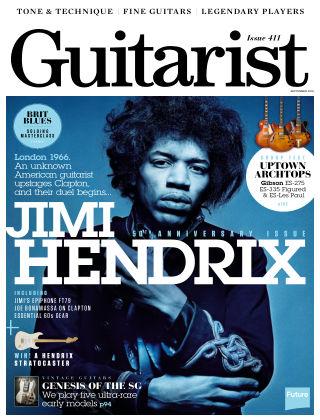 Guitarist September 2016