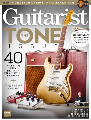 Guitarist November 2016