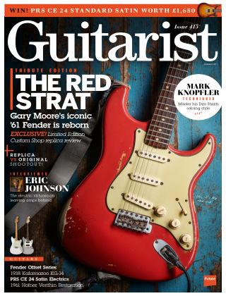 Guitarist January 2017
