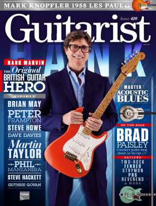 Guitarist Jun 2017
