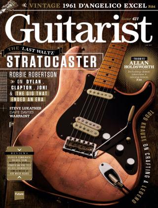 Guitarist Jul 2017