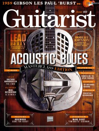 Guitarist Aug 2017