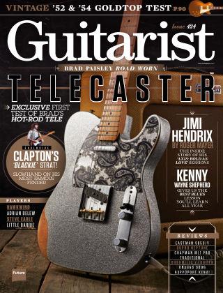 Guitarist Sep 2017