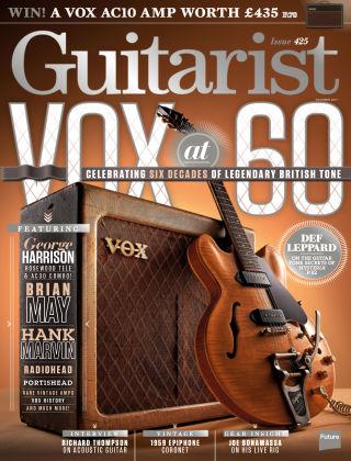 Guitarist Oct 2017