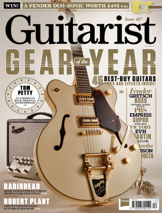 Guitarist Issue 427