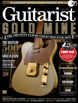 Guitarist Issue 428