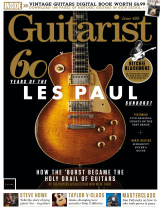 Guitarist Issue 430