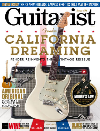 Guitarist Issue 431