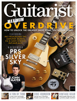 Guitarist Issue 432