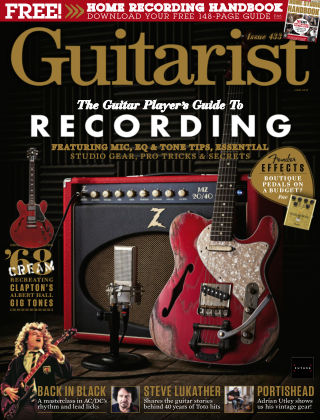 Guitarist Issue 433