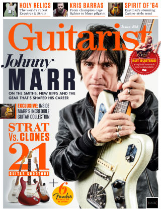 Guitarist Issue 434