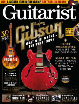 Guitarist Issue 435