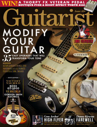 Guitarist Issue 436
