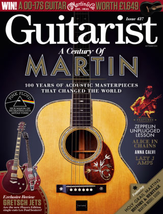 Guitarist Issue 437