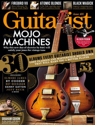 Guitarist Issue 438