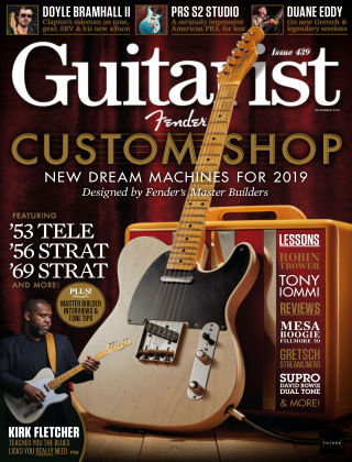Guitarist Issue 439