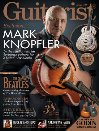 Guitarist Issue 440