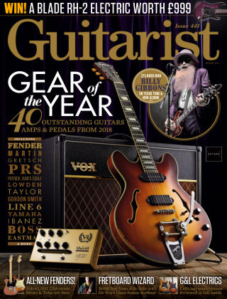Guitarist Issue 441