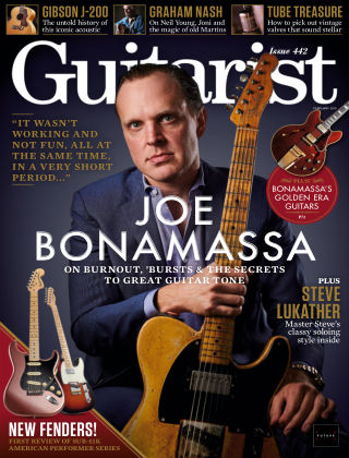 Guitarist Issue 442