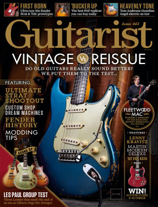 Guitarist Issue 443