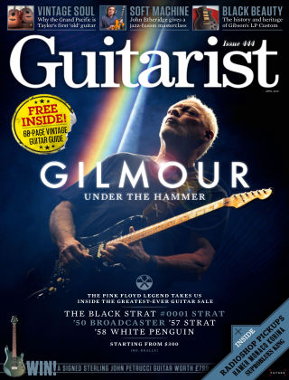 Guitarist Issue 444
