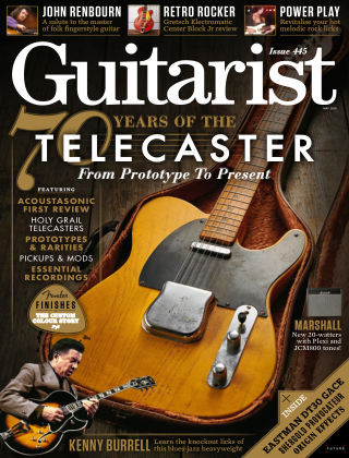 Guitarist Issue 445