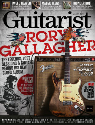 Guitarist Issue 446