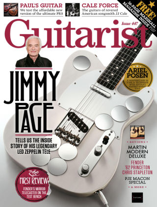 Guitarist Issue 447