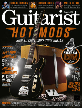 Guitarist Issue 449